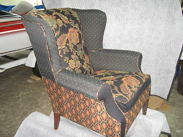 Muli fabric chair2