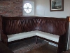 Bench seat in a local Pub